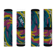 Galaxy 2 Socks freeshipping - Lonely Floater