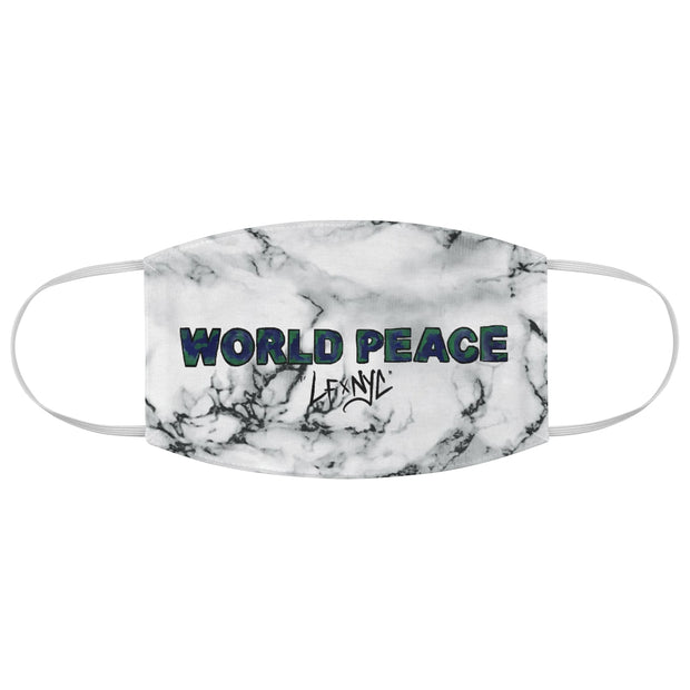 FABRIC World Peace 2020 Face Mask