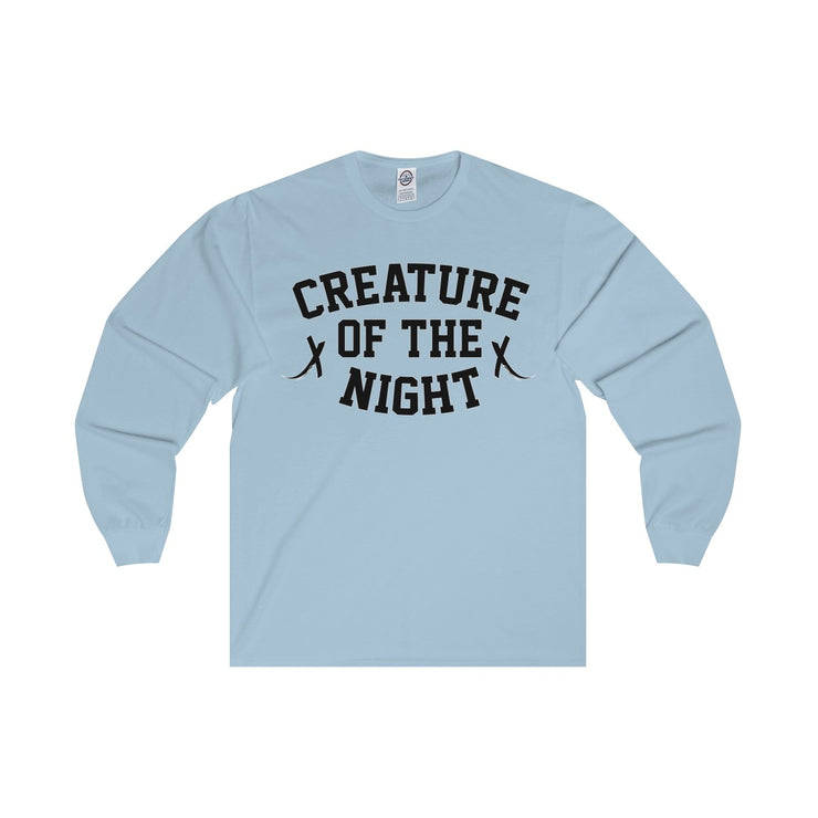 Women's Creature of the Night Long Sleeve Tee