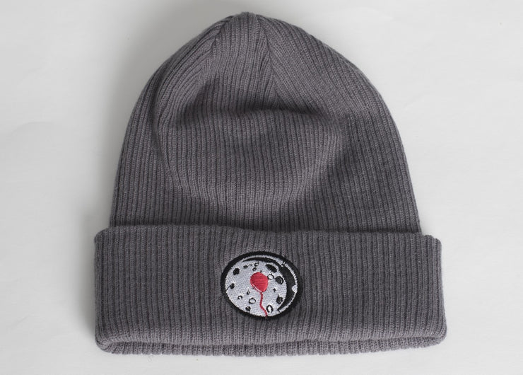Vision Quest White Seam Gris Beanie  [Out for the Season]