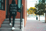 Not a Day Unisex Hoodie freeshipping - Lonely Floater