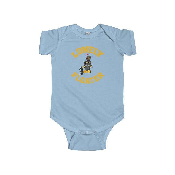 Kid Robot Infant Fine Jersey Bodysuit