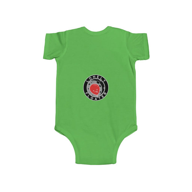 Infant Fine Jersey Bodysuit freeshipping - Lonely Floater
