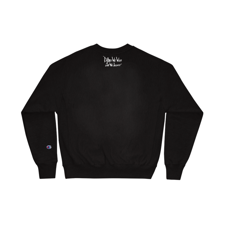 Champion x Lonely Floater Sweatshirt