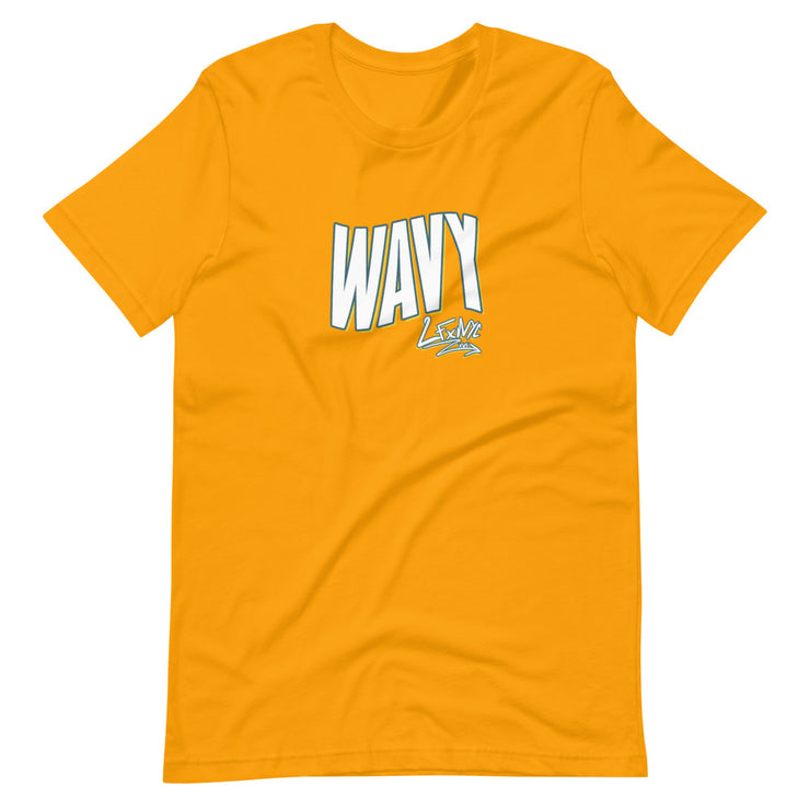 Wavy Baby Short-Sleeve Unisex T-Shirt freeshipping - Lonely Floater