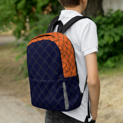 Blu and ORG Backpack freeshipping - Lonely Floater