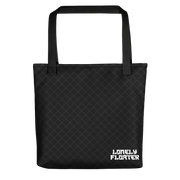 Fishscale Monogram Floata Tote bag freeshipping - Lonely Floater