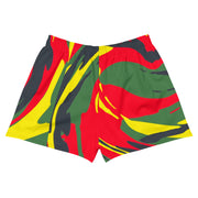 Yute Athletic Short Shorts freeshipping - Lonely Floater
