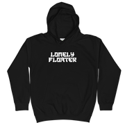 At Your Wavelength Kids Hoodie freeshipping - Lonely Floater