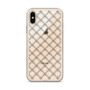 Fishscale Floata (Introvert Transparent) iPhone Case freeshipping - Lonely Floater