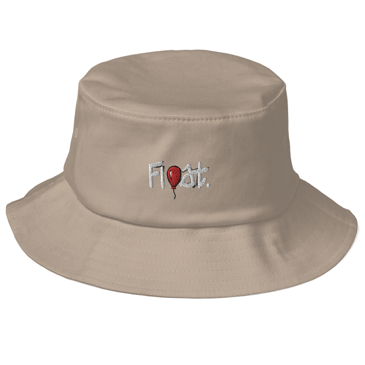 Float Old School Bucket Hat