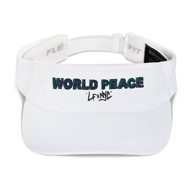 World Peace LTD Visor