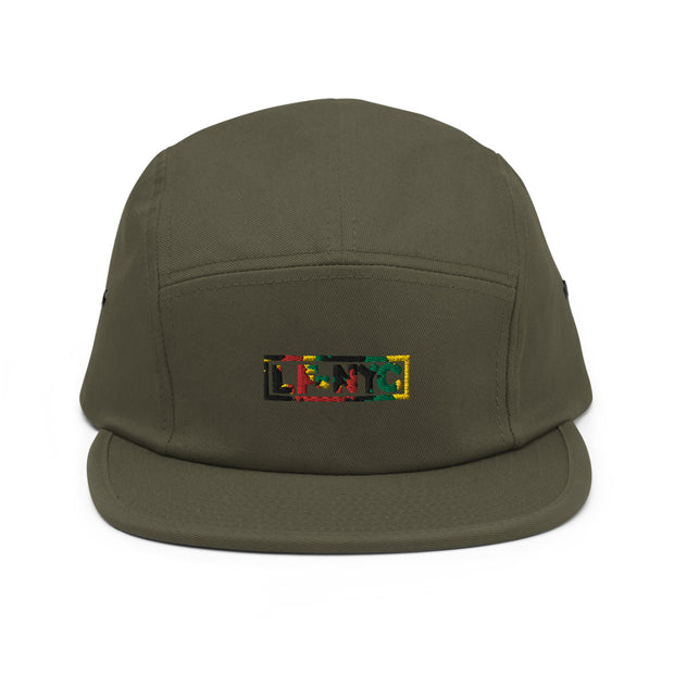 Yute Five Panel Cap freeshipping - Lonely Floater