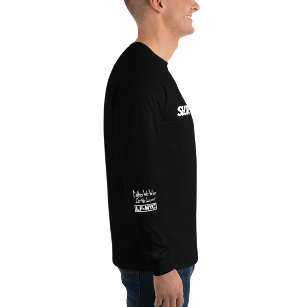 Secure That Bag Long Sleeve T-Shirt freeshipping - Lonely Floater