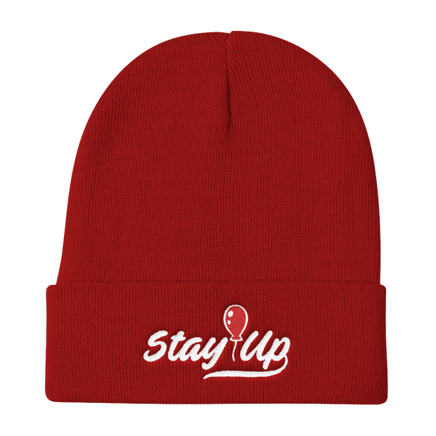 Stay Up Knit Beanie