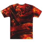 Fire Red  T-shirt freeshipping - Lonely Floater