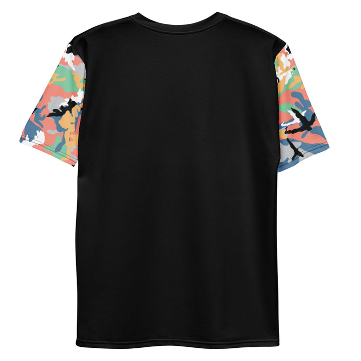 Camo BOLO Men's T-shirt freeshipping - Lonely Floater