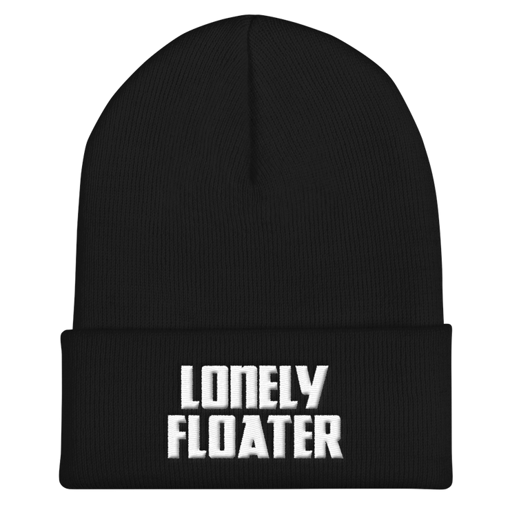 Lonely Floater Cuffed Beanie freeshipping - Lonely Floater