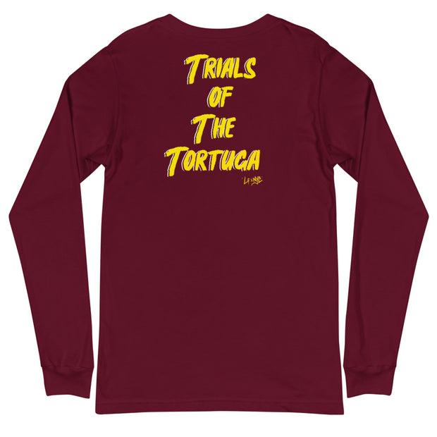 Trials Long Sleeve Tee freeshipping - Lonely Floater