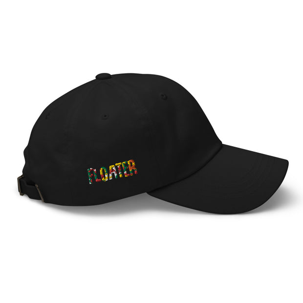 Island Floater Dad hat