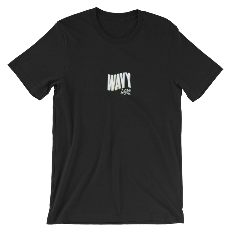 Wave Check T-Shirt freeshipping - Lonely Floater