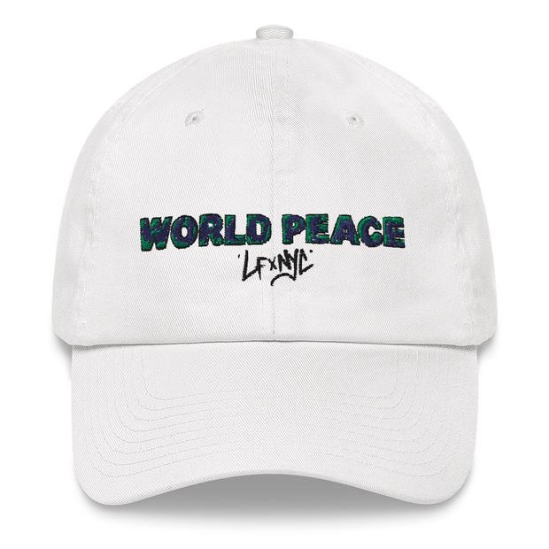 World Peace Dad hat