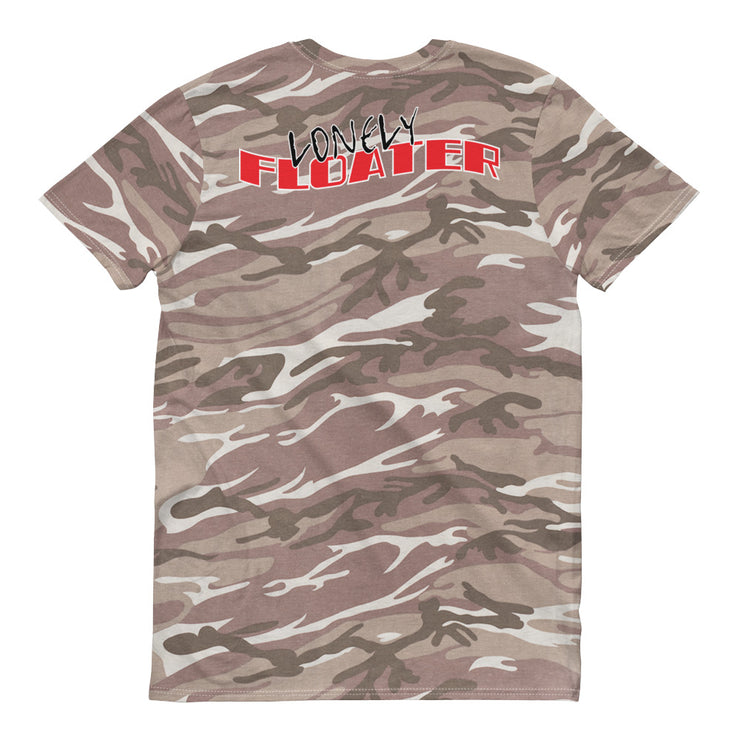 Wallie LTS Camo Shirt freeshipping - Lonely Floater