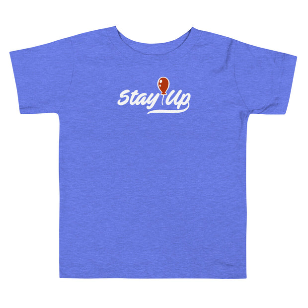 Stay Up Toddler Short Sleeve Tee freeshipping - Lonely Floater