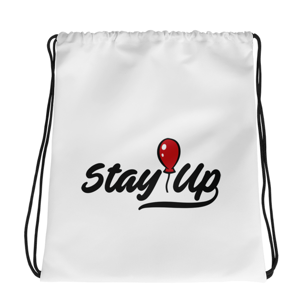 Stay Up Drawstring bag freeshipping - Lonely Floater