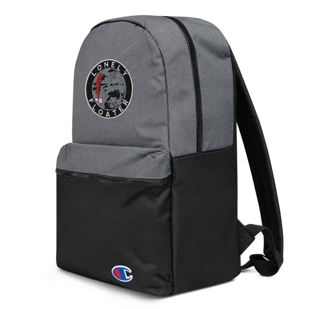 Thunda Embroidered Champion Backpack freeshipping - Lonely Floater