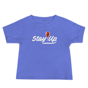 Stay Up Baby Jersey Short Sleeve Tee freeshipping - Lonely Floater