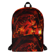 Fire Red Backpack freeshipping - Lonely Floater