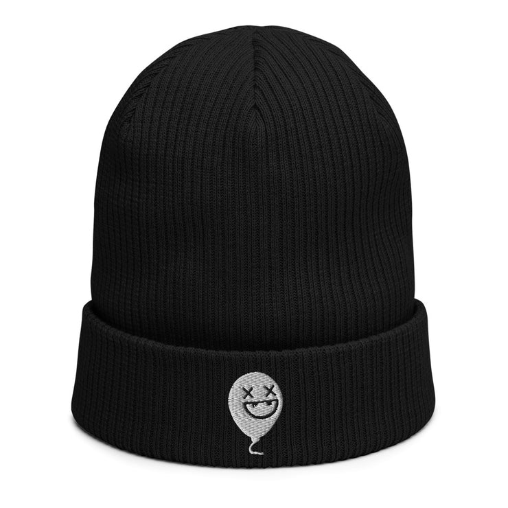 Cheese Organic ribbed beanie
