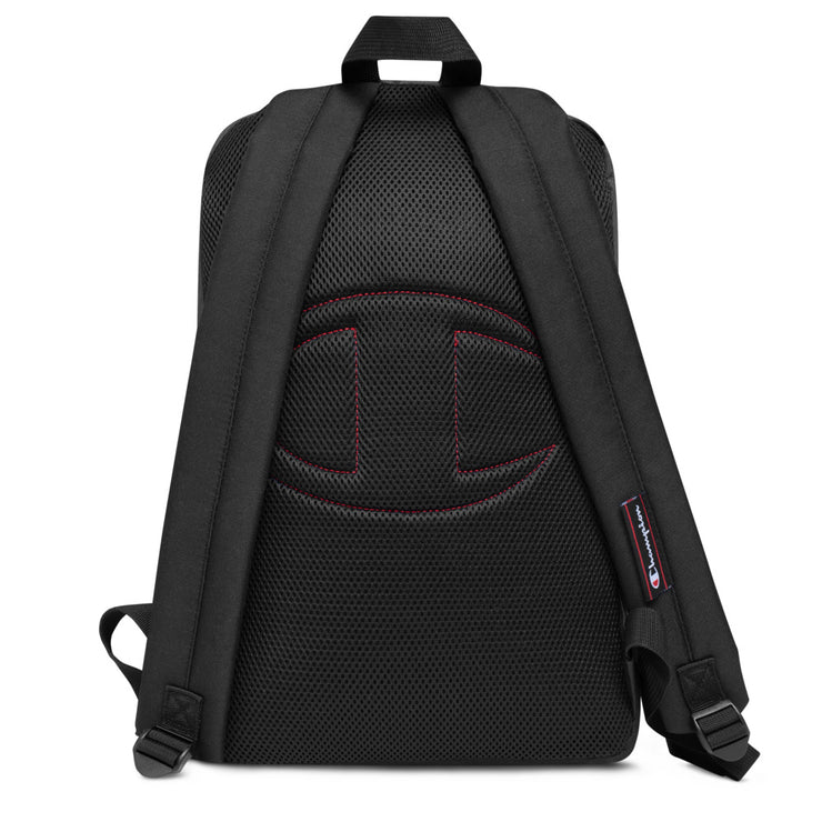 Thunda Embroidered Champion Backpack