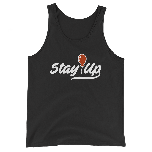 New Stay Up Unisex  Tank Top