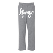lfxnyc Heavy Blend Sweatpants with Pockets