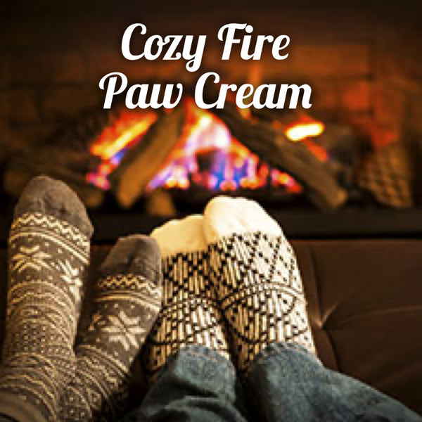 Cozy Fire Paw Cream