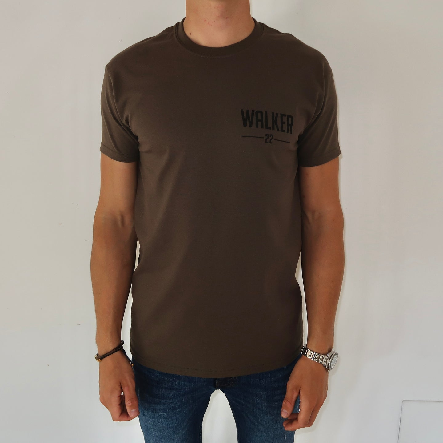 WALKER22 TEE small logo