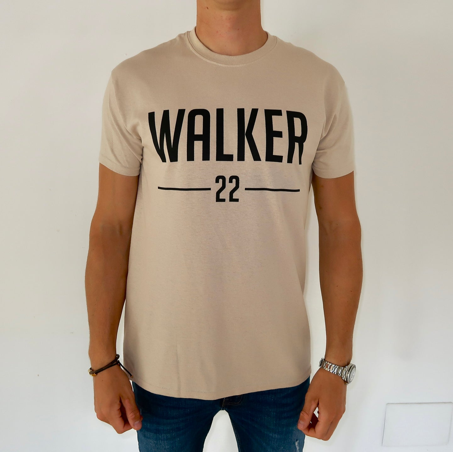 WALKER22 TEE large logo