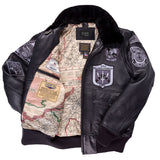 "The ""Stealth"" G1 Bomber Jacket"