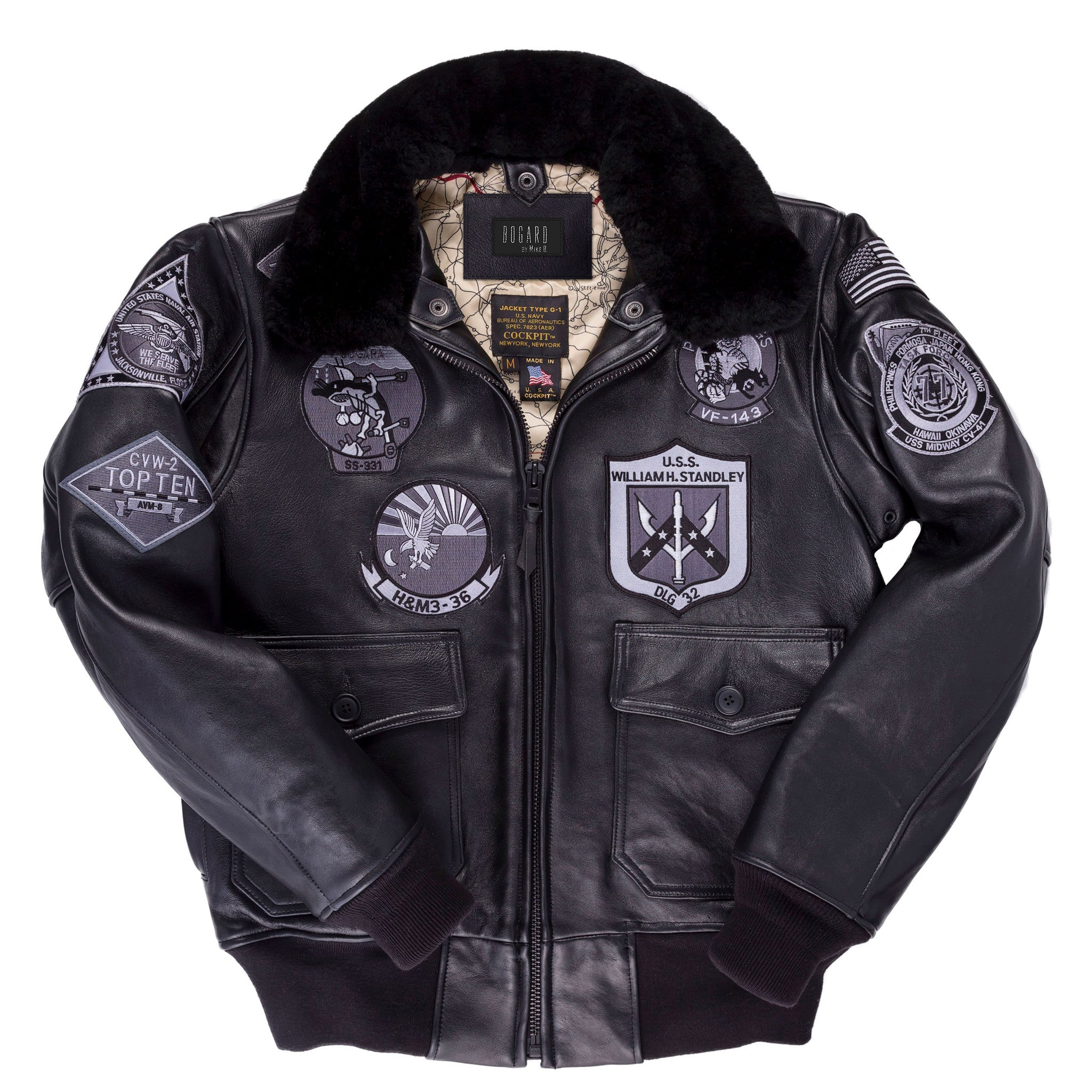 "The ""Top Gun"" G-1 Jacket"