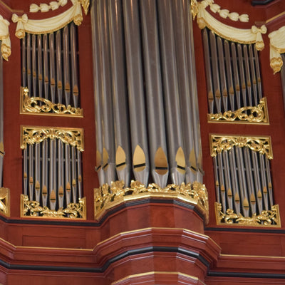 Organ music at EJ Music Publishing