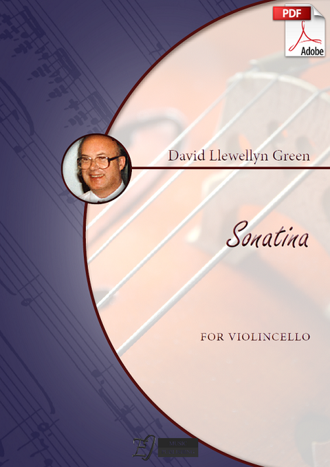 David Llewellyn Green: Sonatina for Violincello (.PDF)