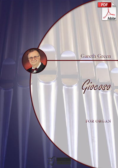 Gareth Green: Giocoso for Organ (.PDF)