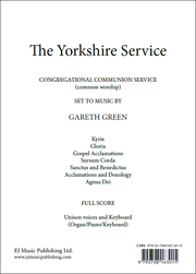 Gareth Green: The Yorkshire Service