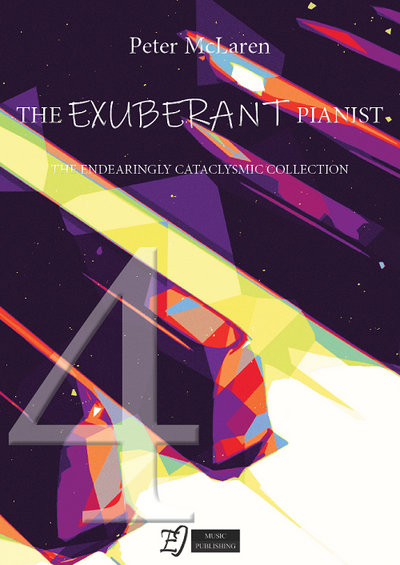 Peter McLaren: The Exuberant Pianist 4