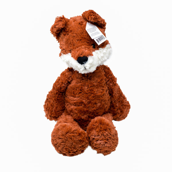 JellyCat Bumbly Mumble Fox Stuffed Animal