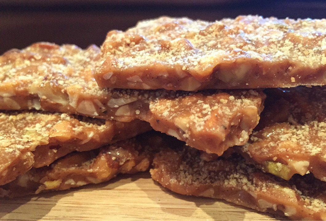 apple pie butter crunch