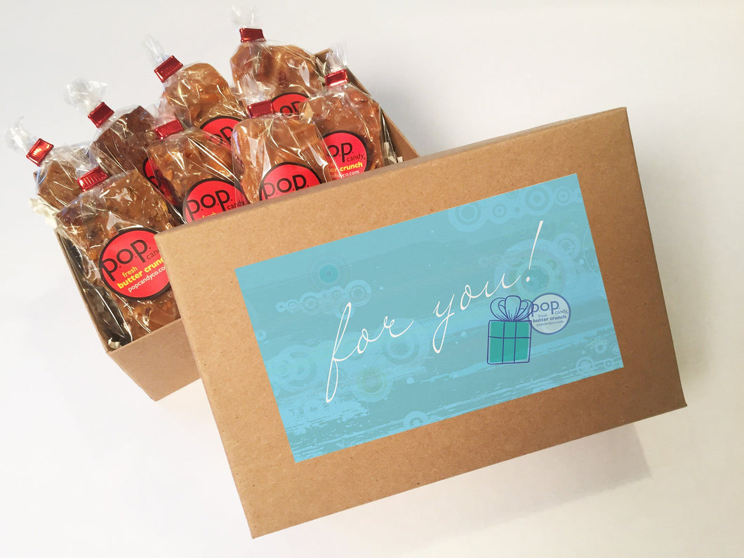 Forever Love | gift box | p.o.p. candy co.