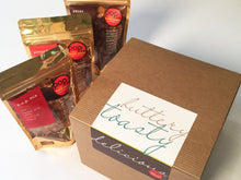 custom butter crunch gift box | medium | p.o.p. candy co.
